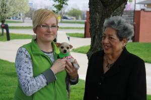 senior pet owners