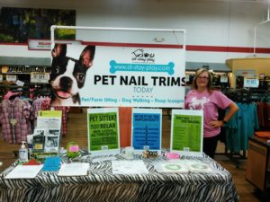 low-cost pet nail trim events