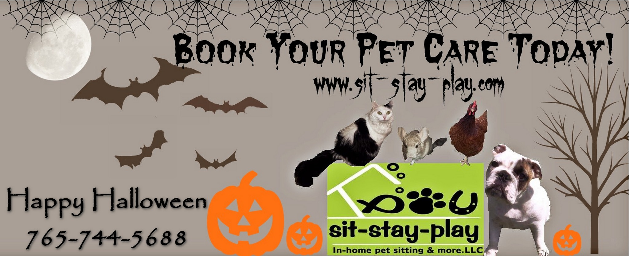 Sit-Stay-Play Pet Sitting. LLC
