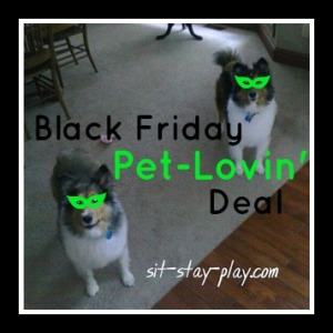 black friday pet care bonus