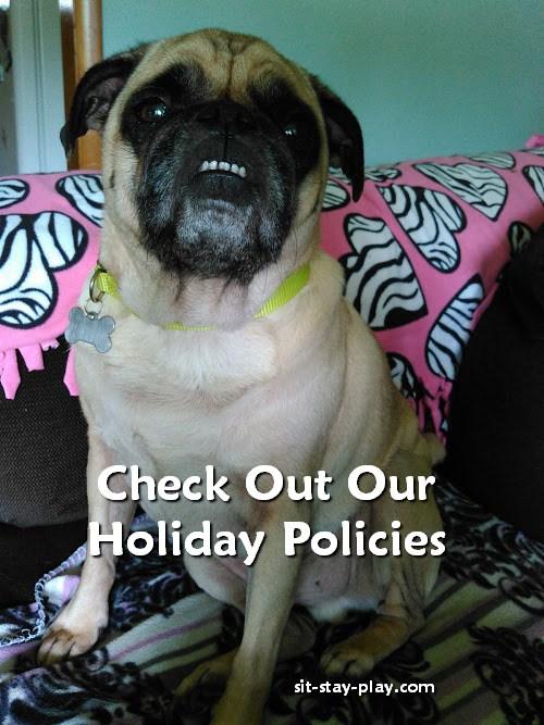 holiday policies