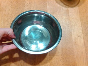 How often do you clean your pet bowls