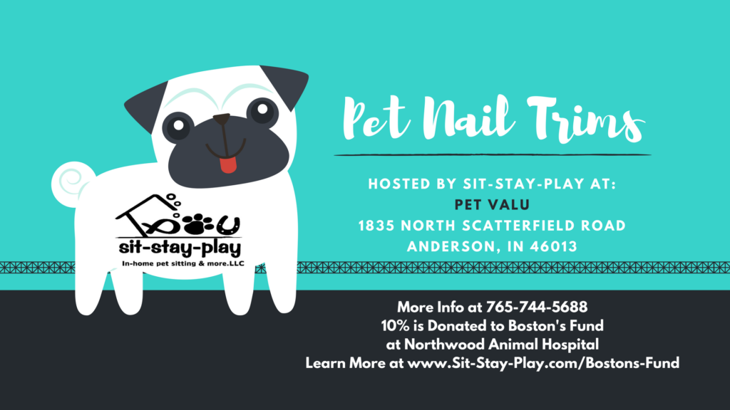 Pet Valu Pet Nail Trims by sit-stay-play.com